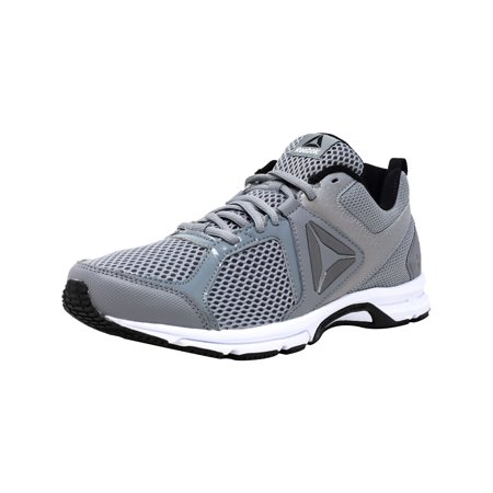 aa6a7a1d2f2a Reebok - Reebok Men s Runner 2.0 Mt Flint Grey   Pewter Black Ankle-High  Running Shoe - 11M - Walmart.com