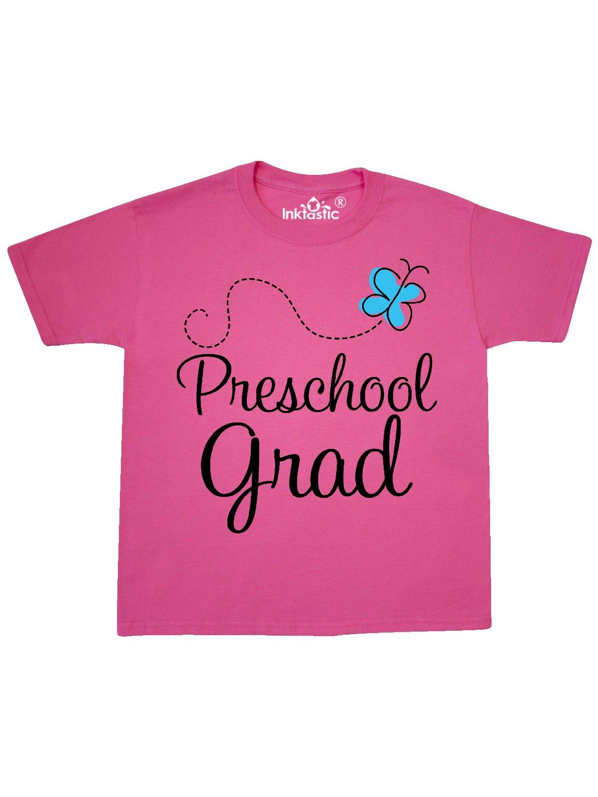 Cute Girls Preschool Graduation Youth T-Shirt