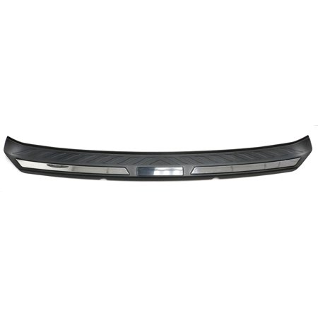 Rear Bumper Cover for Mitsubishi Outlander 2015-2017 Guard Applique (Mitsubishi Outlander Bumper Cover)