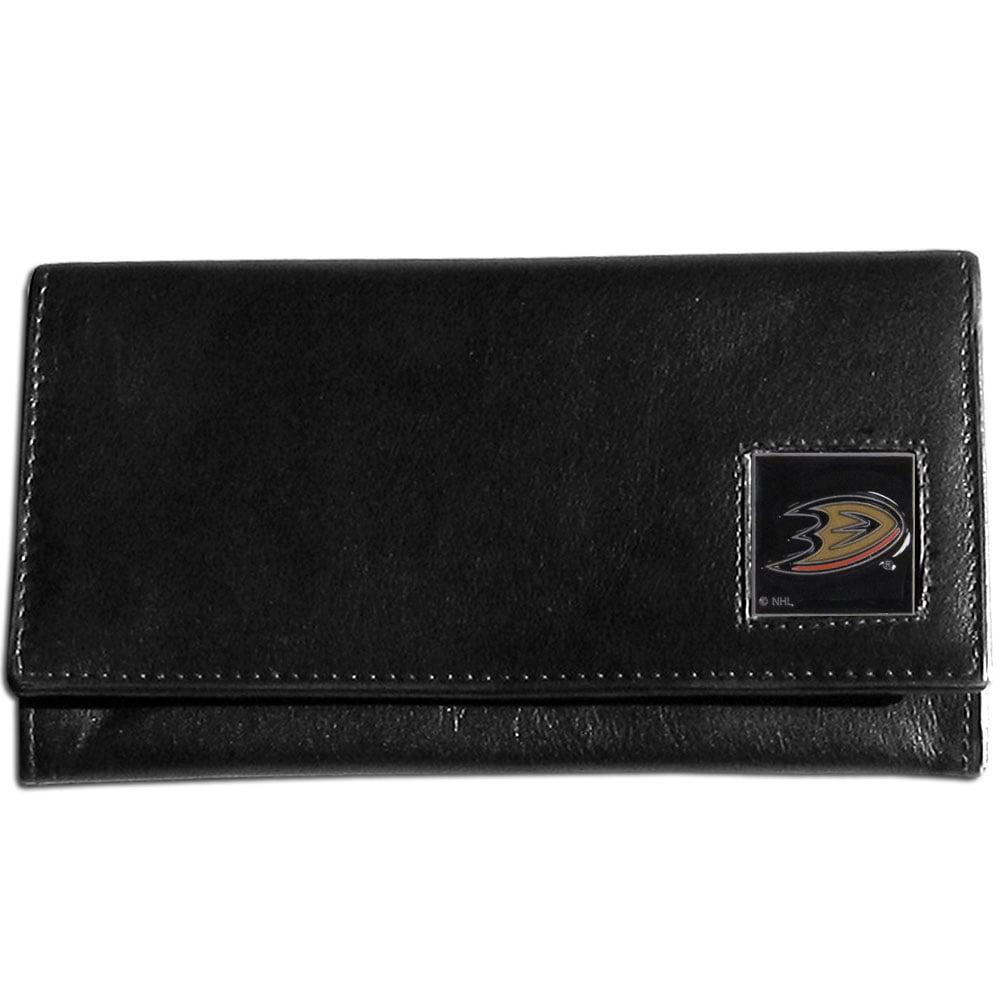 Siskiyou Gifts Anaheim Ducks Leather Women's Wallet