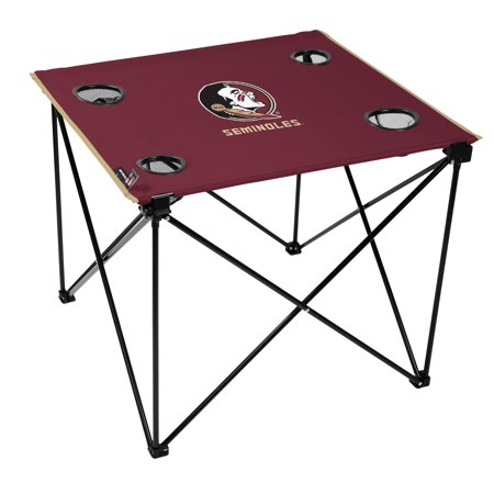 State Tailgate Table - Rawlings Florida State Seminoles Deluxe Tailgate Table - No Size