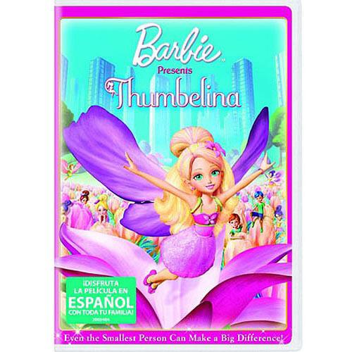 Barbie Presents: Thumbelina (Spanish Packaging) (Widescreen)