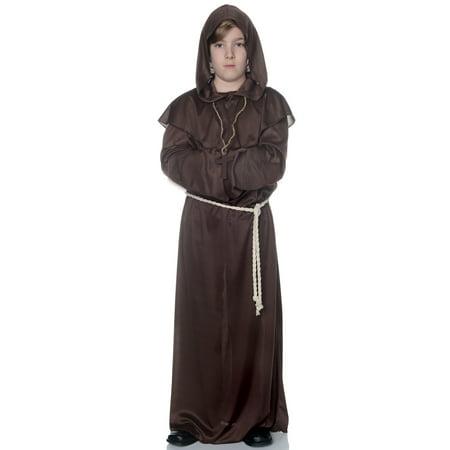 Monk Robe Child Costume - Child Monk Costume