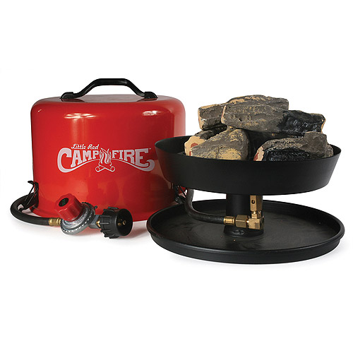 Camco Olympian Propane Portable Camp Fire