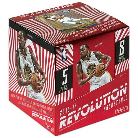 - NBA Basketball 2016-17 Revolution Trading Card HOBBY Box
