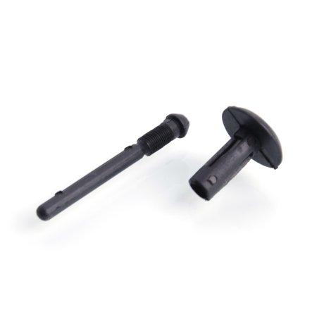 Ktaxon 10Pcs Nylon Blind Rivets Auveco # 14023 For Kimball / Midwest # 11738 - image 3 de 5