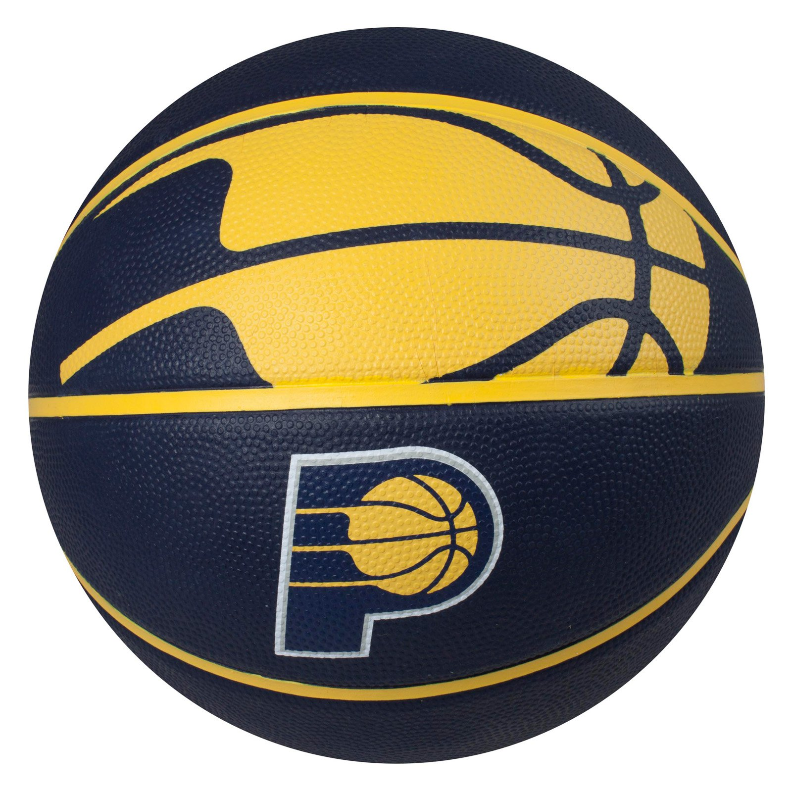 Spalding Team Logo Basketball, Indiana Pacers