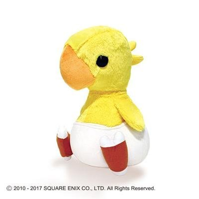 Final Fantasy XIV Choco Chocobo Large Plush, Approximate 38cm tall By Taito Ship from