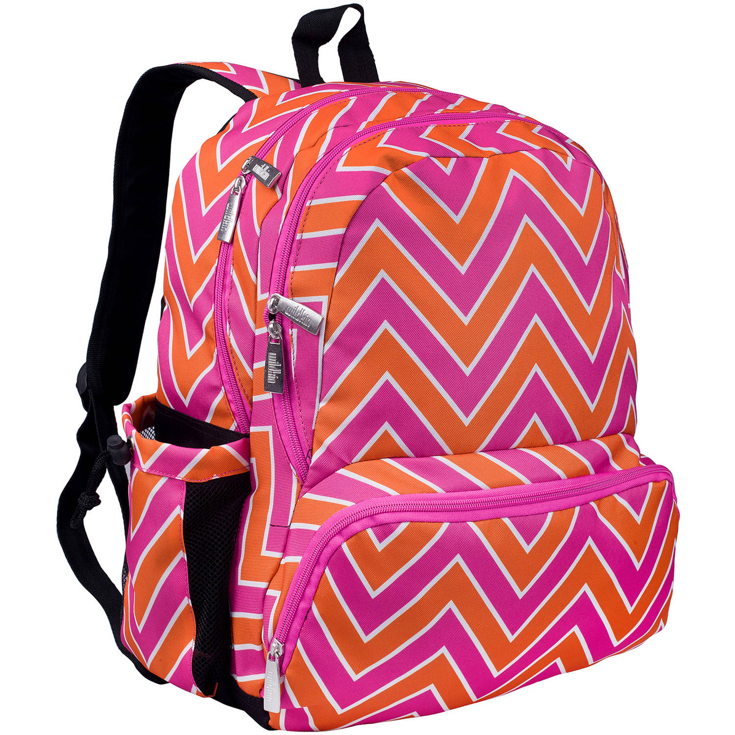 Zigzag Pink Megapak Backpack