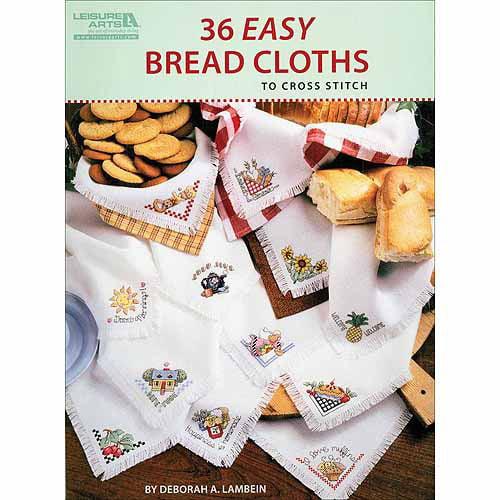 Leisure Arts, 36 Easy Breadcloths