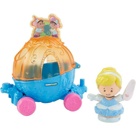 Disney Princess Parade Cinderella & Pals Float by Little People](Cheap Parade Float Supplies)