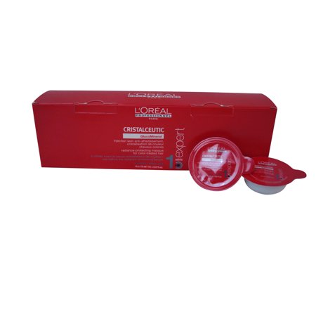 L'Oreal Cristalceutic Radiance-Protecting Masque, 15 x 15 ml.](Masques Halloween Paris)