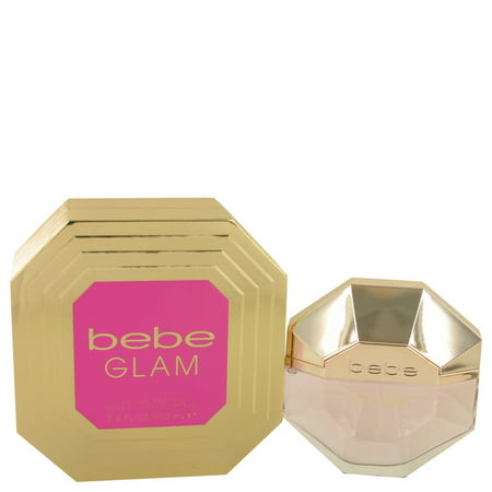 Bebe Bebe Glam Eau De Parfum Spray for Women 3.4 oz - Disfraces De Bebe Halloween