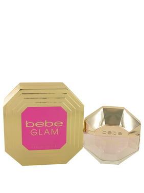 Bebe Bebe Glam Eau De Parfum Spray for Women 3.4 oz