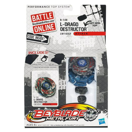 Beyblade Metal Fusion Battle Top Wave 7 B-148 L-Drago Destructor