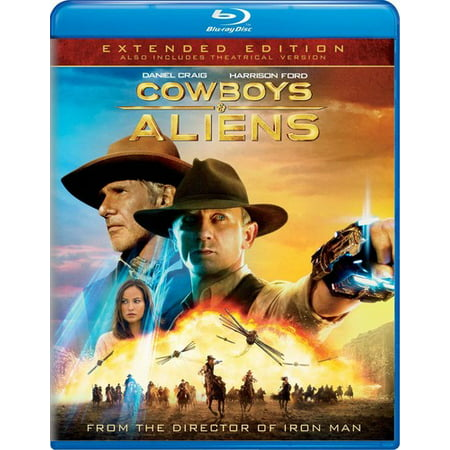 Cowboys & Aliens (Blu-ray) - Cowboy 2