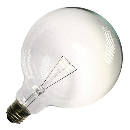 100 watt Clear Vanity Globe Light Bulb, Westinghouse, 03103