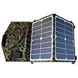 30W Solar Charger with Dual USB_Voltage Controller for La...