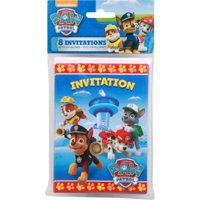 PAW Patrol Invitations, 8pk