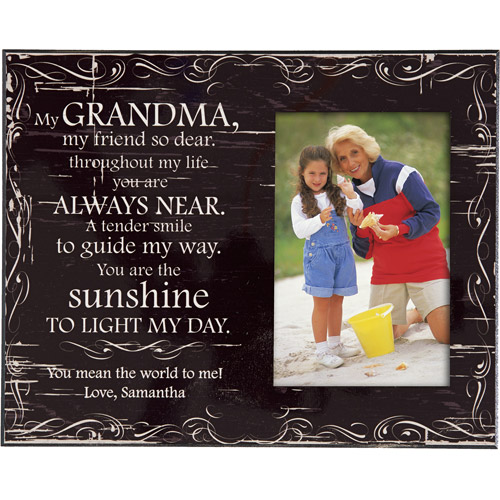 """Personalized You are the Sunshine Frame, My, 8"""" x 10"""""""