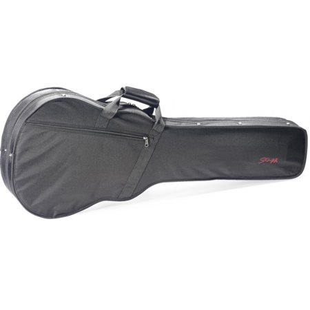 Stagg HGB2-LP Basic Soft Case for Les Paul Style Electric Guitar