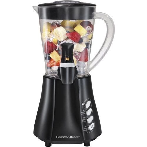 Hamilton Beach WaveStation 4-Speed Blender, Black