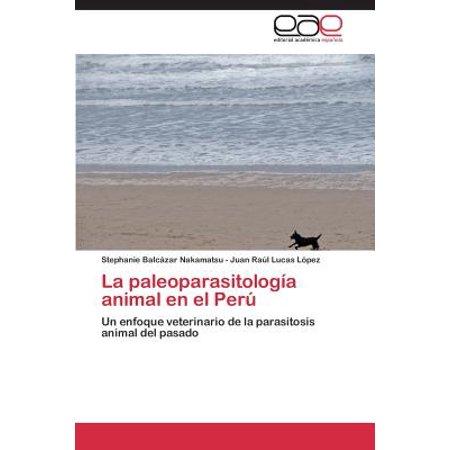 La Paleoparasitologia Animal En El Peru