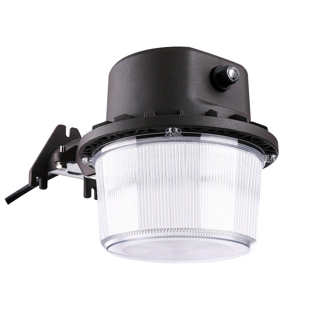 LaserXplore LED Outdoor Barn Light (Photocell Included), 35W (250 300W Equiv