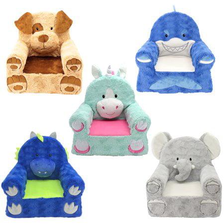 Sweet Seats Kids Stuffed Animal Chairs