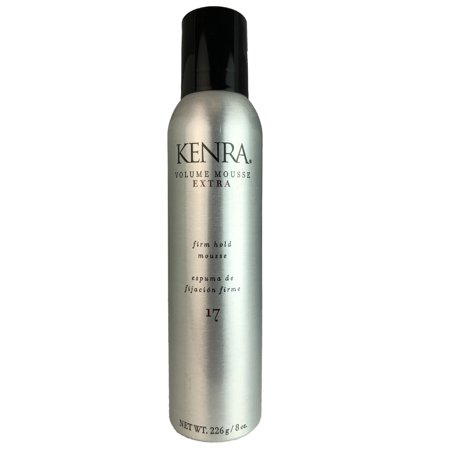 Kenra Volume Mousse EXTRA 8 OZ (Best Product For Fine Hair For Volume)