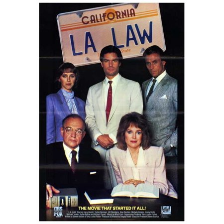 L.A. Law POSTER (27x40)