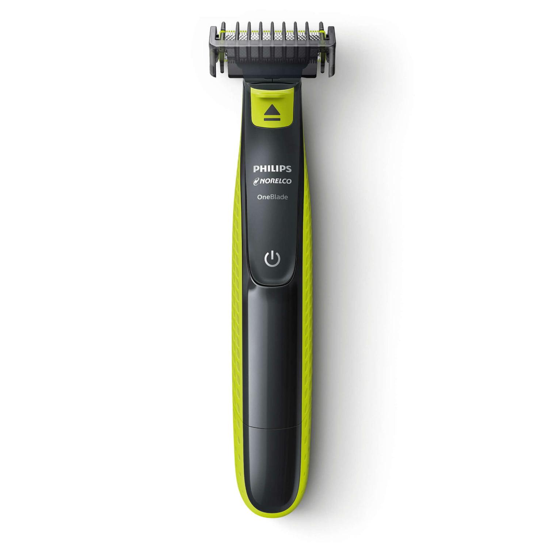Norelco QP2520/70 OneBlade Men\'s Beard Trimmer - Walmart.com