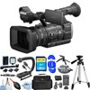 Sony HXR-NX3/1 NXCAM Professional Handheld Camcorder!! PRO BUNDLE With Stabilizer, LED Kit and MUCH MORE!! BRAND NEW!!