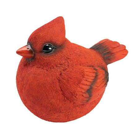 Design Toscano Cardinal Burly Bird Statue ()