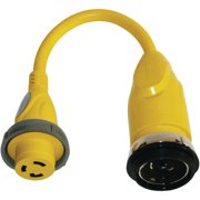Furrion Yellow Pigtail Adapter with Powersmart LED