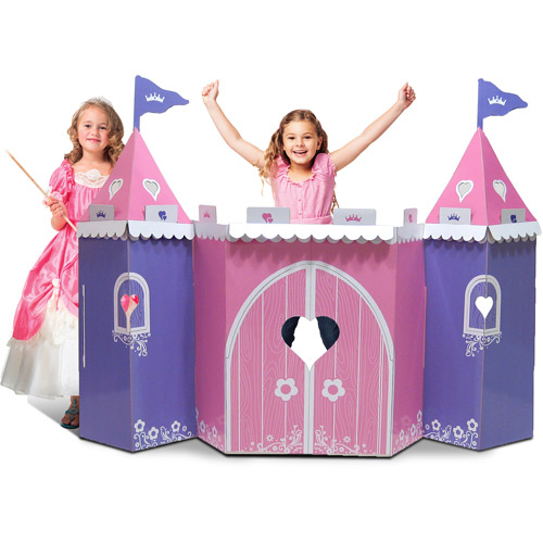 Neat-Oh! Everyday Princess Lifesize Fairy Castle