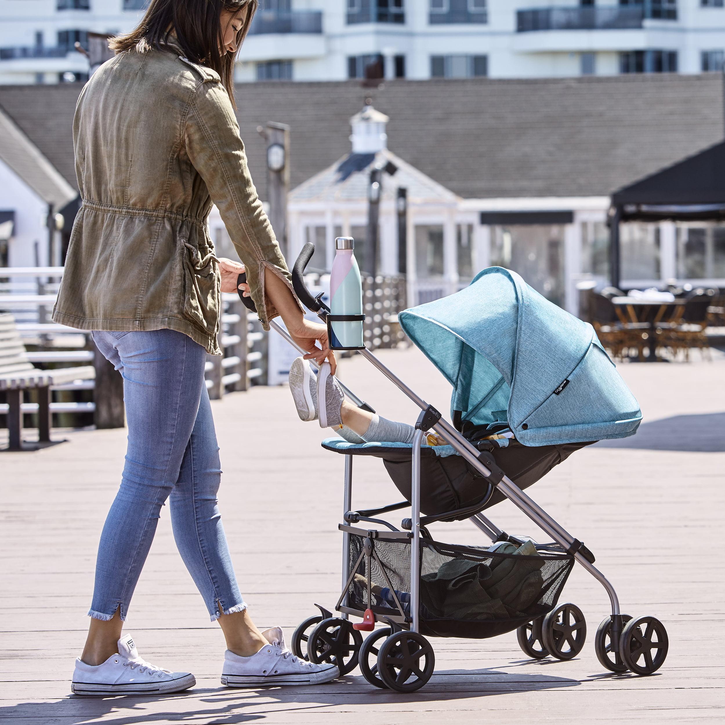 Evenflo Urbini Reversi Lightweight Stroller, Blueberry ...
