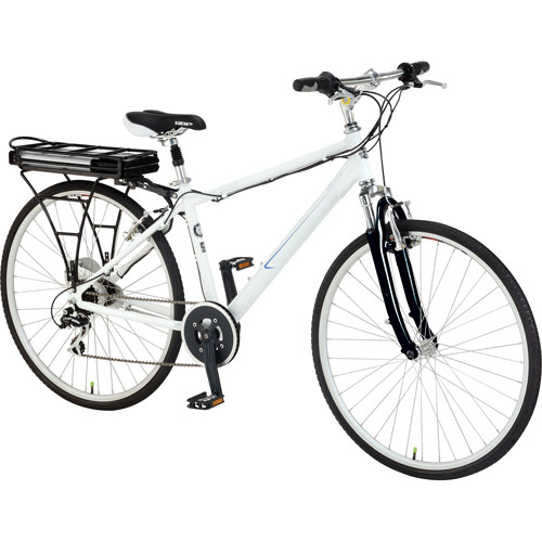 Izip Via Rapido Diamond Frame 27 Mens Electric Bike