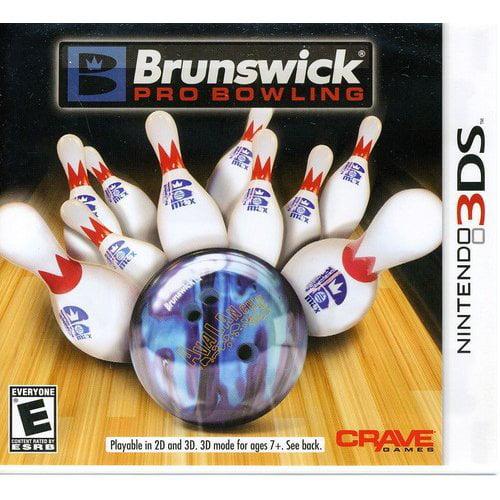 Brunswick Pro Bowling (Nintendo 3DS)