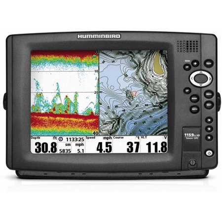Humminbird 1159ci HD Combo Color Fishfinder with Internal GPS
