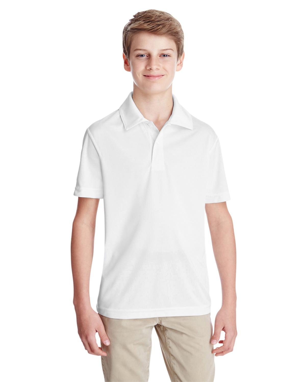 Team 365 TT51Y Golf Shirt T3 Zone Performance Polo Boys