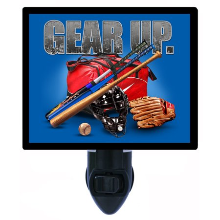 Night Light - Photo Light - Gear Up Baseball - Sports - Light Up Gear