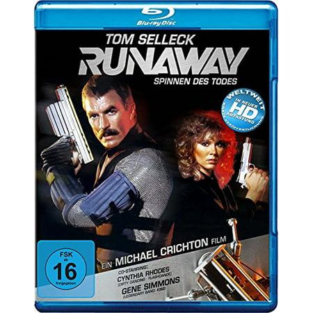 Runaway ( Run away ) [ Blu-Ray, Reg.A/B/C Import - Germany