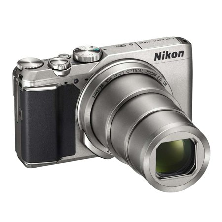 Nikon Coolpix A900 Digital Camera - Silver (Camera Not Work)