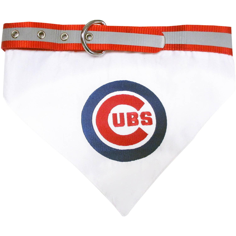 Pets First MLB Chicago Cubs Pet Bandana