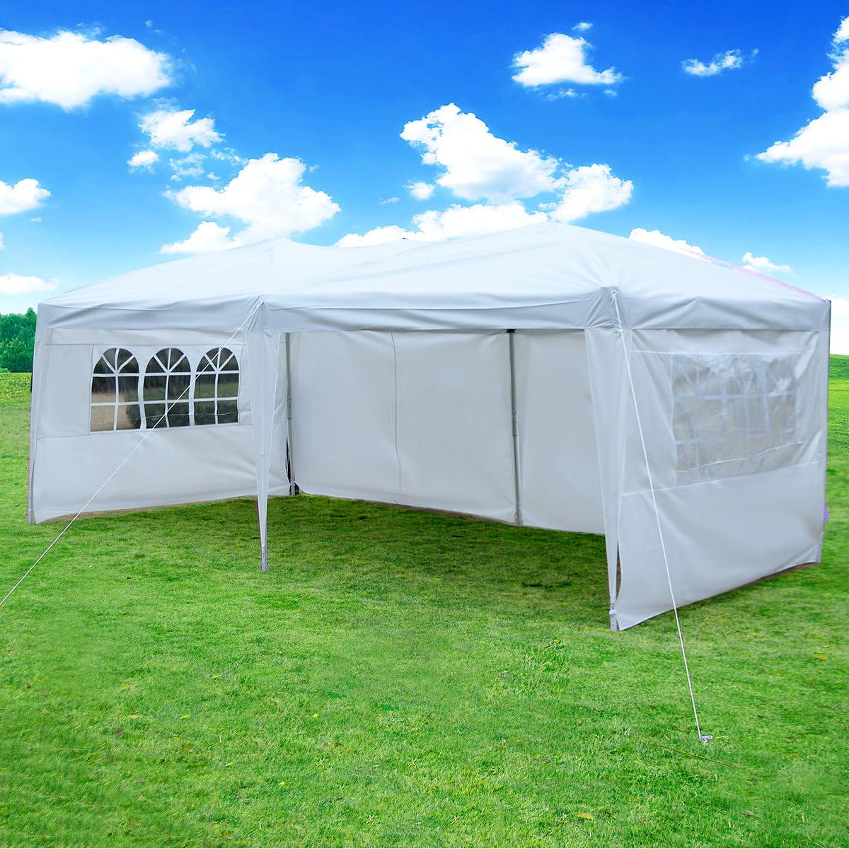 eWarehouseDirect Outdoor 10�X 20� EZ POP UP Tent Gazebo Wedding Party Folding Canopy Pavilion New by