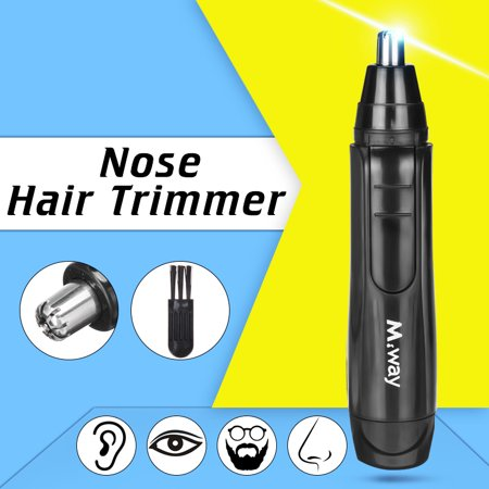 2019 NEWEST Professional Electric Nose and Ear Hair Trimmers/Clippers Removal, Painless Eyebrow Trimming, IPX7 Water Resistant, for Men and Women