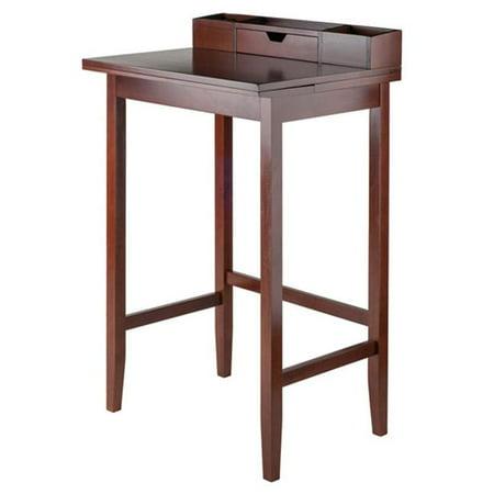 45.04 x 27.95 x 21.65 in. Archie High Desk, Walnut - image 1 de 1