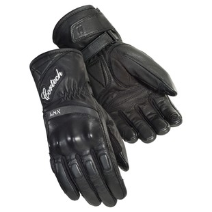 Cortech LNX Womens Leather Gloves Black