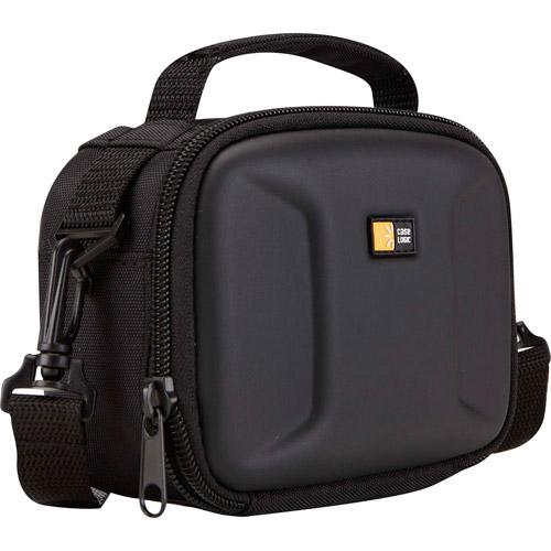 Case Logic Compact Camcorder/ Camera EVA Case, Black